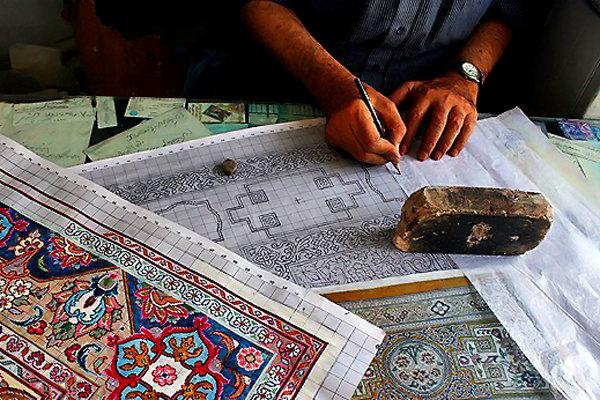 طرح ها و نقش های فرش ایران