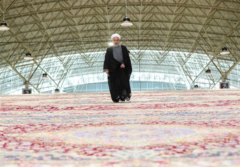 با بزرگترین فرش یکپارچه جهان آشنا شوید