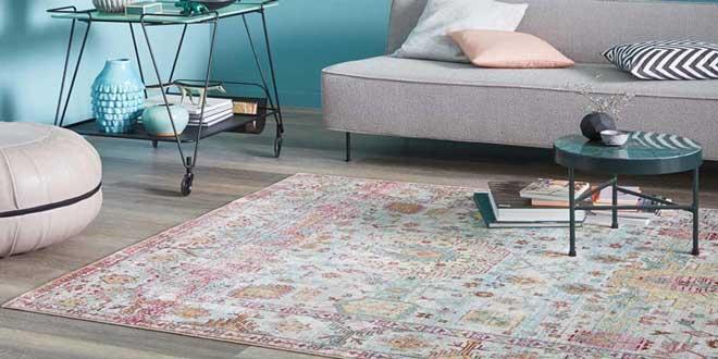 فرش کهنه نما چیست و چه مزایایی دارد؟